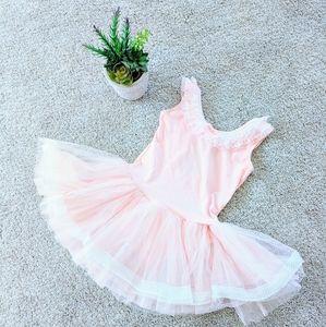 Costumes - Ballerina Leotard and Black Tap Shoes Set